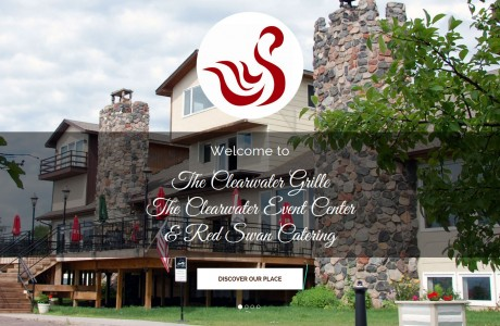 Clearwater Grille, Clearwater Event Center, and Red Swan Catering